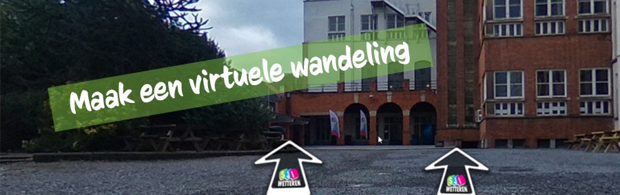 Virtuele wandeling